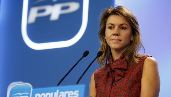 María Dolores de Cospedal protagonizará el acto central del PP en Hellín