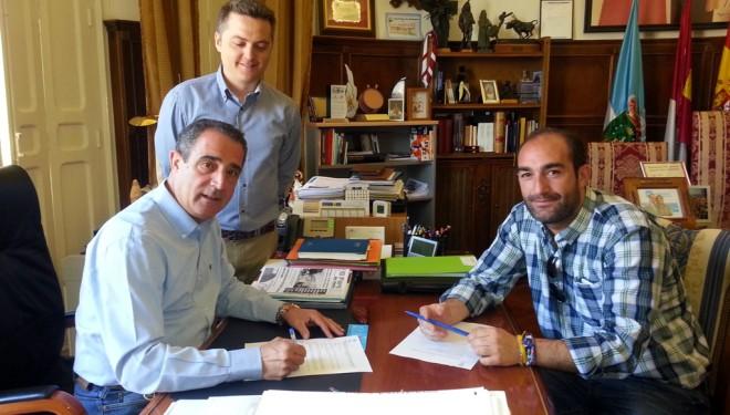 Acuerdo entre el Ayuntamiento de Hellín y la Unión Musical Santa Cecilia