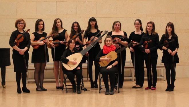 Concierto en Hellín de la orquesta de cámara Camerata Gaillarde