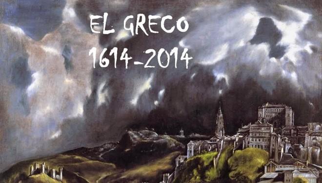 Viaje a Toledo con motivo del IV aniversario de la muerte de El Greco