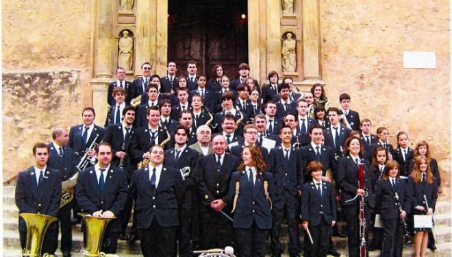 Programa de actuaciones de La Unión Musical Santa Cecilia