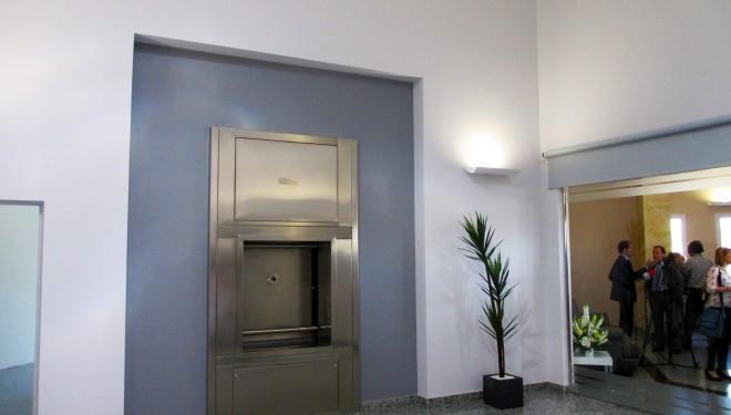 Inauguración de las instalaciones del Crematorio en el Tanatorio de Hellín