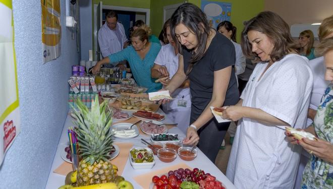 El Área Integrada de Hellín promueve hábitos de vida saludable entre los pacientes