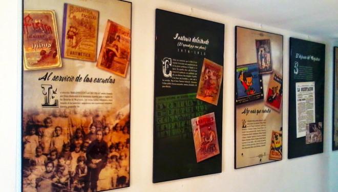La exposición 'Más Cuento que Calleja' estará en las bibliotecas de Hellín y La Estación entre el 16 y 28 de junio