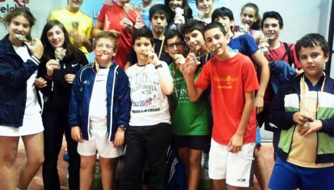 Campeonato provincial Pádel en edad escolar