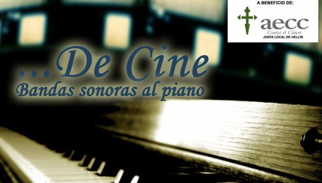 Concierto de piano a beneficio de la Asociación Española Contra el Cáncer
