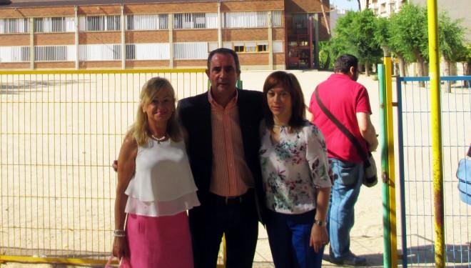 Inauguración de las Escuelas de Verano en el Colegio de Ntra. Sra. del Rosario