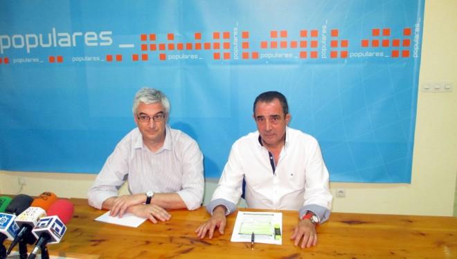 El Partido Popular explica su proyecto de reforma fiscal