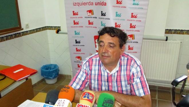 Izquierda Unida pide explicaciones sobre el Tolmo de Minateda