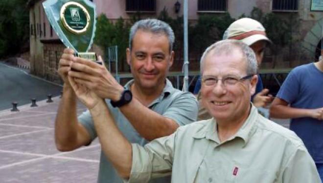 El pescador hellinero Marco Campillo se proclama subcampeón de Castilla La Mancha