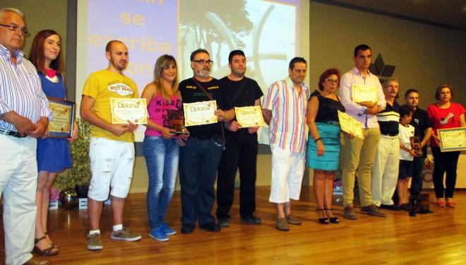 Entrega de premios de la Asociación de Comerciantes (ACHE)