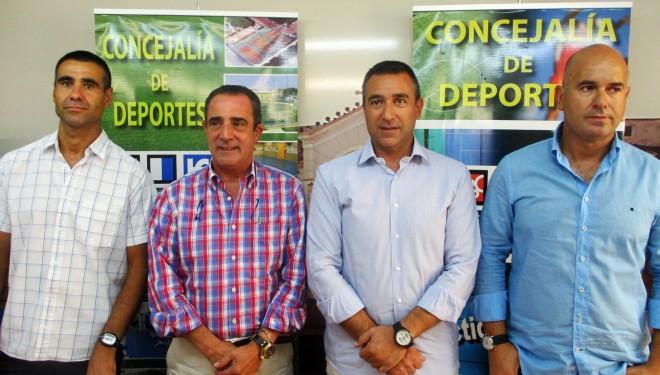 """Presentado la XI edición del Triatlón Valle de Agramón """"Ciudad de Hellín"""""""