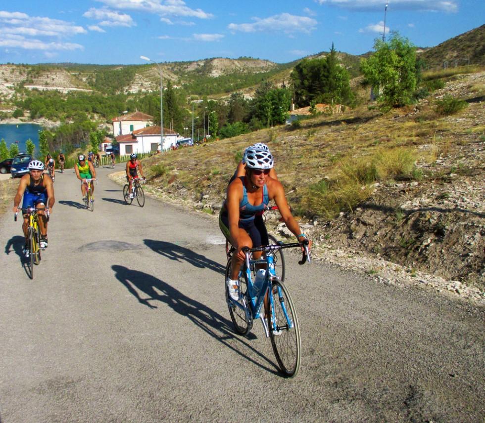 Triatlón Valle de Agramon 2014 (II)