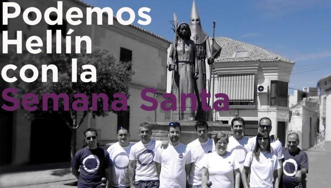 Comunicado de Podemos Hellín al pueblo de Hellín