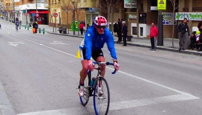 Izquierda Unida preocupada por los ciclistas