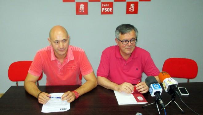 El PSOE pide que se modifiquen el listado de suelos sujetos al IBI