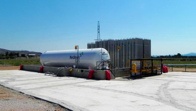 Alarma en Hellín por una avería en la nueva planta de gas natural