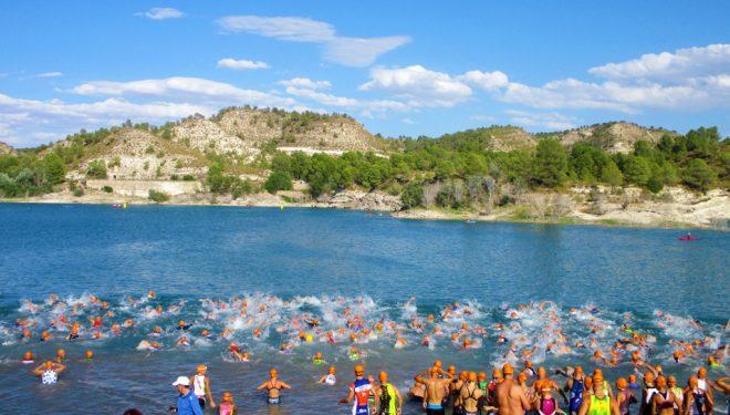 El Triatlón Valle de Agramón en peligro de no celebrarse