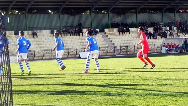 Tercera derrota consecutiva del Hellín Deportivo