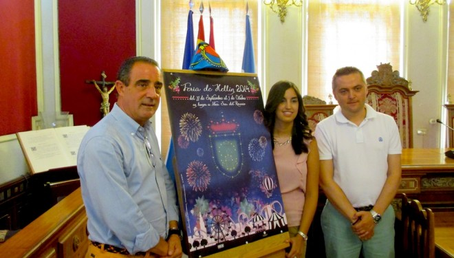 Presentado el cartel de la Feria 2014