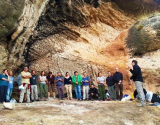 Finaliza el Curso de Arqueología de la UNED