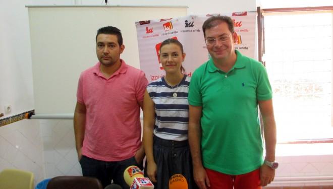 Izquierda Unida critica trato a favor de FEDA desde el Ayuntamiento