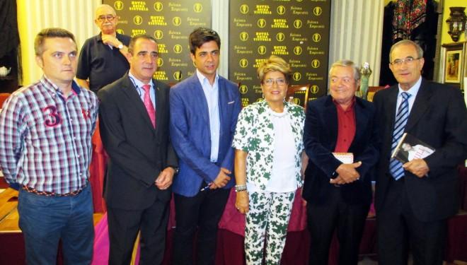 Inauguradas las XXI Jornadas Taurinas del Hotel Reina Victoria