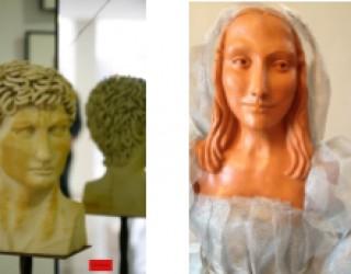 Exposición Museo Comarcal de la escultora Milagros Ortuño