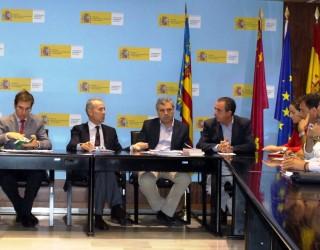 La CHS analiza con representantes de Hellín, Tobarra y Chinchilla los acuíferos sobreexplotados de la zona