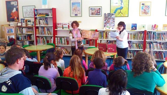La Red de Bibliotecas Municipales de Hellín premiada con el Maria Moliner de Animación a la Lectura