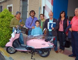 La Asociación ''+ Ciudadanía'' agradece la participación en su Tómbola Humanitaria