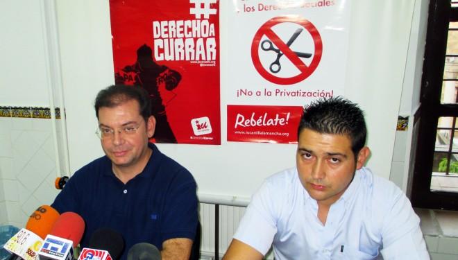 Javier Morcillo asegura que el equipo de Gobierno no tenía ningún interés en sacar adelante el nuevo Plan de Empleo