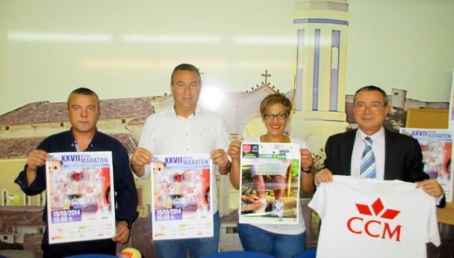 "Todo preparado para la XXVII Media Maratón ""Honorio Soria Cifo"""