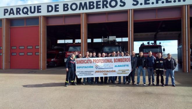 Nuevo sindicato profesional de policías y bomberos (SPPLB)