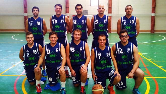 AD Baloncesto Hellín- CB Tobarra