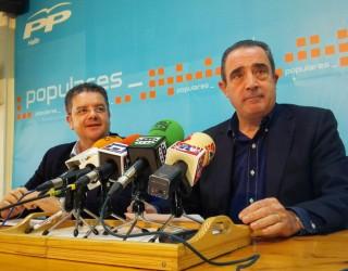 Manuel Mínguez será el portavoz del Partido Popular