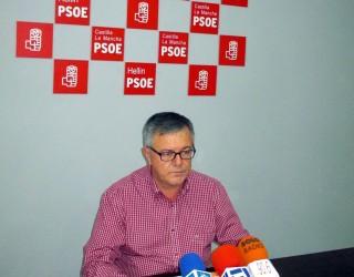 Ramón García candidato socialista a la alcaldía de Hellín