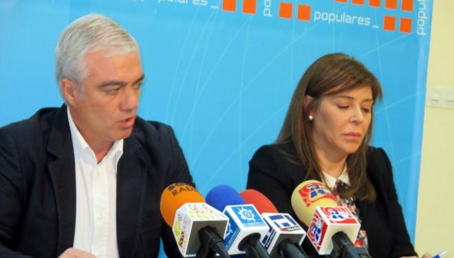 Organigrama del Partido Popular para la campaña de las próximas elecciones
