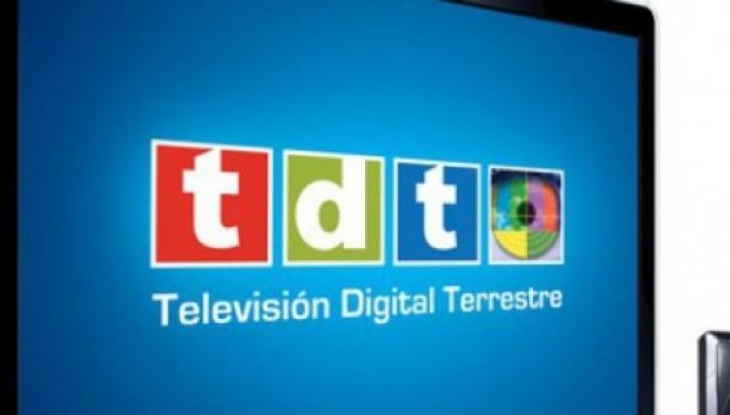 Nota informativa sobre la emisión de la TDT