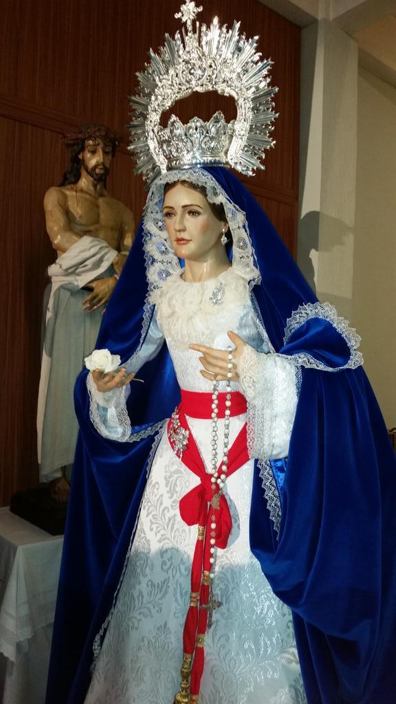 Virgen de la Alegríal