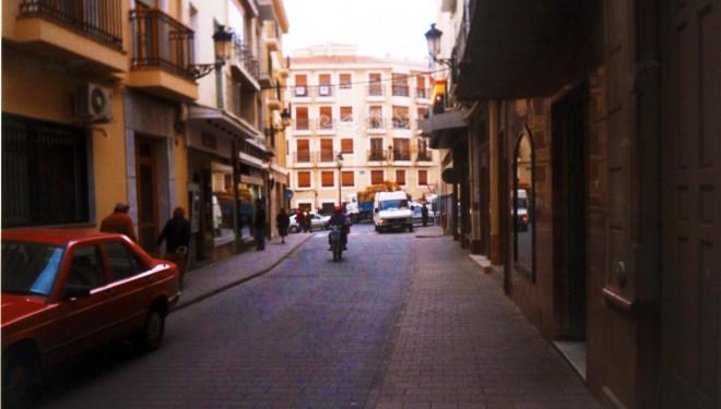 El Rabal, calle emblemática