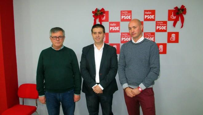 Asamblea navideña del PSOE