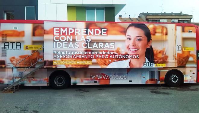 El autobús del emprendedor llega a Hellín