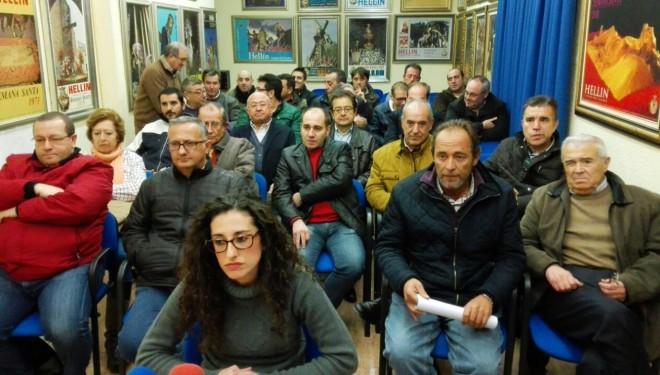 La Asociación de Cofradías y Hermandades muestra públicamente su total  apoyo a Francisco Juárez y su Junta Directiva