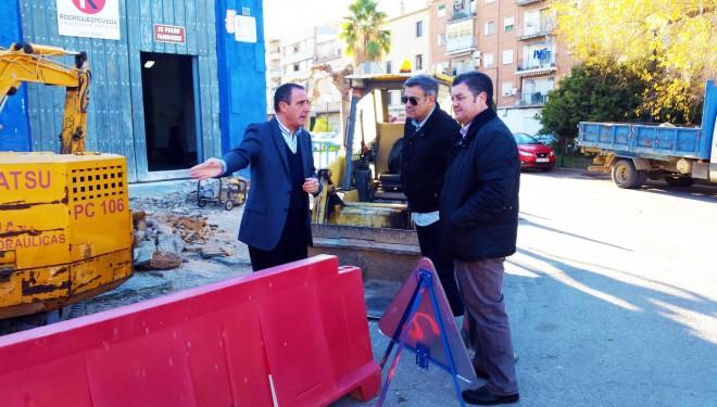 Comienzan las obras municipales por valor de cerca de 60.000