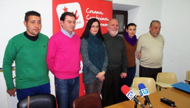Juan Carlos Marín presenta su renuncia como concejal de Izquierda Unida