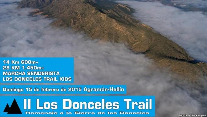 La segunda edición de los Donceles Trail arranca el 15 de febrero