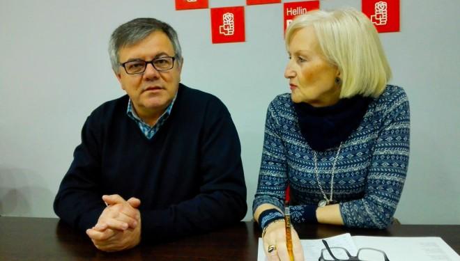 María Dolores Andújar asegura que estos serán los últimos presupuestos de Cospedal