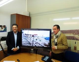 El Ayuntamiento invertirá 160.000 euros en arreglar la Peña Caída y su entorno
