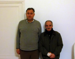 Cierre del comedor social de los Hermanos Franciscanos de la Cruz Blanca